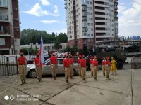 Парад в честь ветеранов, 2020 год