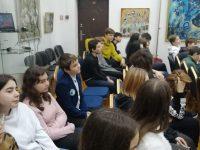 Блокада Ленинграда - лекция в музее